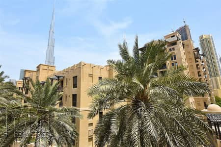 1 Bedroom Flat for Rent in Old Town, Dubai - Great Layout / Chiller Free / Burj Views