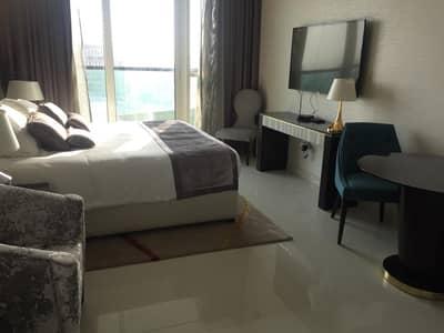 Hotel Apartment for Rent in Downtown Dubai, Dubai - Adorable Studio Hotel Apartment in the Heart of Dubai