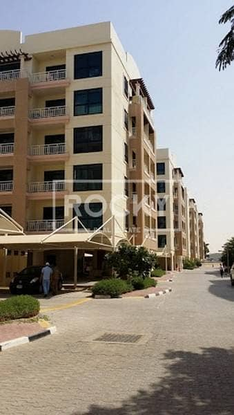 8% ROI | Studio | with Balcony | Dunes Village