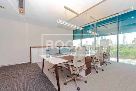 Multiple Units | Micro Offices | Index Tower | DIFC