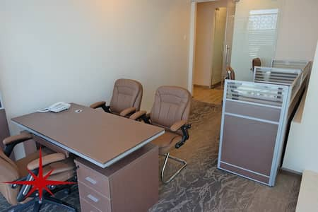 Office for Rent in Sheikh Zayed Road, Dubai - Fully Furnished and Serviced Offices