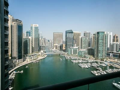 2 Bedroom Flat for Rent in Dubai Marina, Dubai - Beautiful apartment with fantastic views