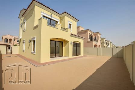 3 Bedroom Villa for Sale in Arabian Ranches 2, Dubai - Price To Sell|Vacant|Light Wood Finish|T1