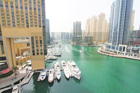 2 Bedroom Flat for Sale in Dubai Marina, Dubai - Upgraded Kitchen Full Marina View 04Unit