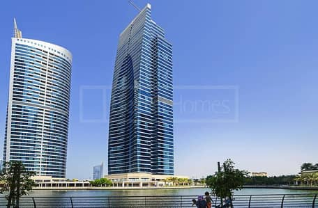 Fully Fitted Office in Jumeirah Bay Tower X2
