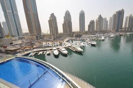 Upgraded 1 BR | Full Marina View | Cayan