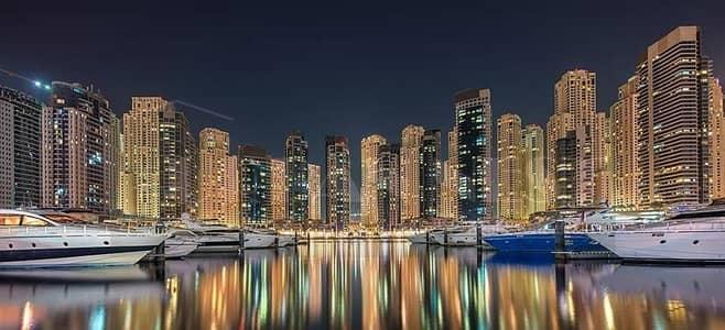 1 Bedroom Flat for Sale in Dubai Marina, Dubai - Exclusive 1Bed | Vacant Soon | Sea Views