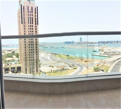 Amazing Sea views | 2 BR in Dubai Marina