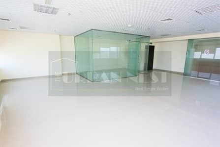 Office for Rent in Jumeirah Lake Towers (JLT), Dubai - Fitted Office with Partition  High Floor