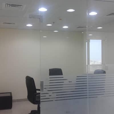 Office for Rent in Jumeirah Village Circle (JVC), Dubai - Office for rent in prime business center Jumeirah Village Circle (JVC) Dubai