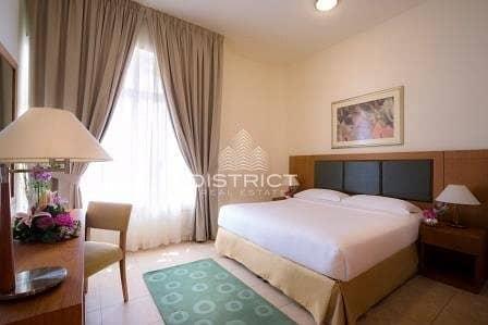2 Bedroom Flat for Rent in Al Najda Street, Abu Dhabi - Fully FItted 2 BR Apt in Al Najda Street