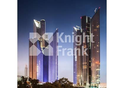 Office for Rent in DIFC, Dubai - Central Park Tower DIFC Office to Lease