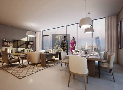 3 Bedroom Flat for Sale in Downtown Dubai, Dubai - Classic 3BR Apartment for sale in Downtown Dubai   Easy Payment Plan with 3 Years Post-Handover   50% Off DLD Fee