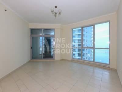 2 Bedroom Flat for Rent in Dubai Marina, Dubai - 2BR High Floor