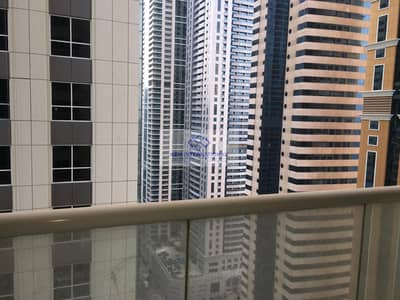 2 Bedroom Flat for Rent in Dubai Marina, Dubai - Fully Furnished|Partial sea view