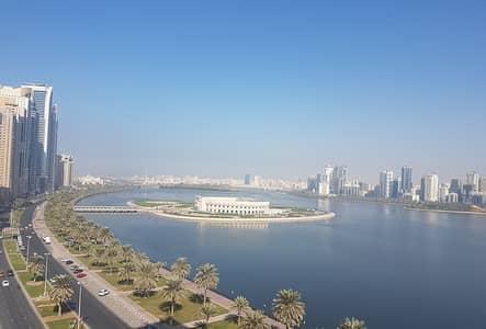 Office for Rent in Corniche Al Buhaira, Sharjah - COMMERCIAL/OFFICE SPACE FOR RENT IN CORNICHE AL BUHAIRA SHARJAH
