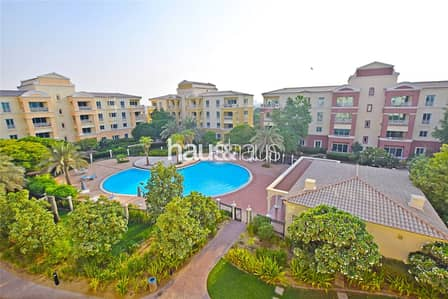 Full Pool View | Near to Gym | Top Floor