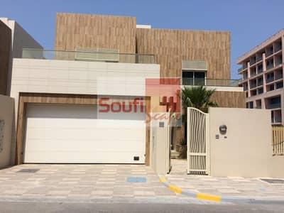 5 Bedroom Villa for Rent in Marina Village, Abu Dhabi - MODERN STYLE 5 BD VILLA IN MARINA VILLAGE