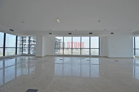 Fully Fitted Office Space with Full Golf Course and City View