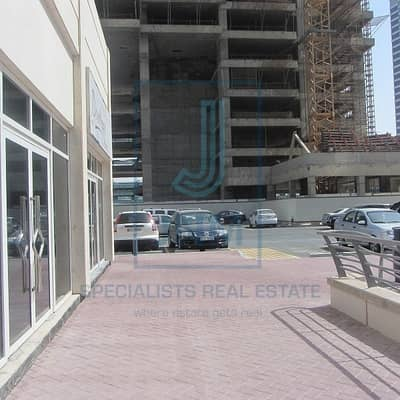 Shop for Rent in Jumeirah Lake Towers (JLT), Dubai - Partly Furnished Retail Shop In Concorde Tower