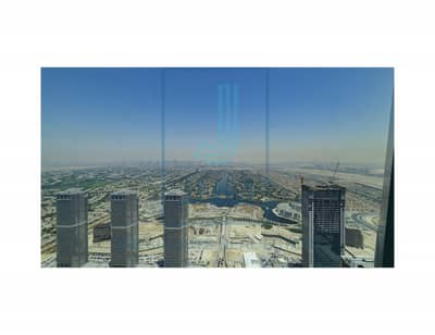 Floor for Rent in Jumeirah Lake Towers (JLT), Dubai - Gorgeous Sea View From High Floor In Almas