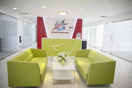 Don't Let This one Get Away!Elegant office in mazyad mall!20,000 to 35,000 yearly