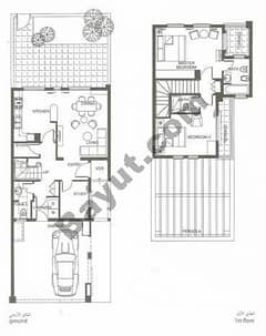 2 Bed-Villa-Middle-unit-(1st,Ground)