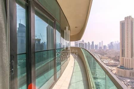 2 Bedroom Flat for Rent in Downtown Dubai, Dubai - Brand New 2 BR|High Floor|Burj Khalifa Views.