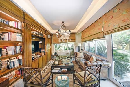 Extended villa