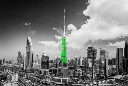 4 Bedroom Apartment for Rent in Downtown Dubai, Dubai - 4 Bedroom + Maid | DIFC views | High Floor