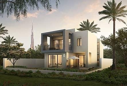 4 Bedroom Villa for Sale in Dubai Hills Estate, Dubai - Two Years Post - Handover   Payment Plan