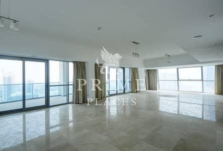 4 Bedroom Flat for Rent in Dubai Marina, Dubai - 7381 sqft |Huge 4b penthouse|Marina view