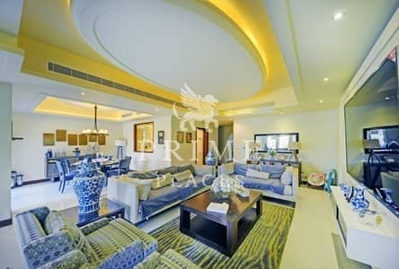 4 Bedroom Villa for Rent in Dubai Marina, Dubai - Fully upgraded Emaar villa available now