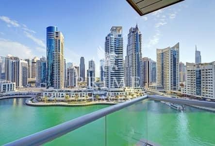 2 Bedroom Apartment for Sale in Dubai Marina, Dubai - Exclusive   Vacant now   on a high floor