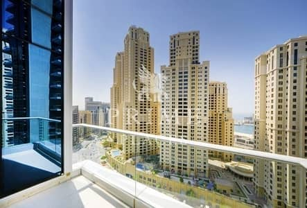 2 Bedroom Flat for Rent in Dubai Marina, Dubai - Exclusive |Larger layout on a high floor