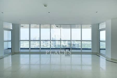 3 Bedroom Flat for Rent in Dubai Marina, Dubai - High floor| Huge apartment available now