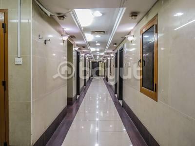1 Bedroom Apartment for Rent in Bur Dubai, Dubai - Sharing 1BHK available in Meena Bazar Burdubai (MN)