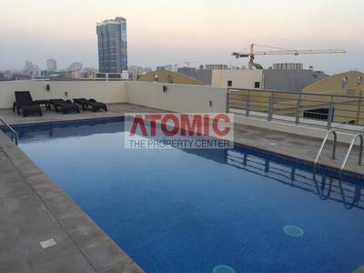1 Bedroom Flat for Rent in Al Sufouh, Dubai - We at Atomic Properties proud to offer you this spacious unfurnished studio or rent with multiple cheques in Pearl Resid