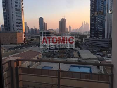 Studio for Rent in Al Sufouh, Dubai - Studio|Pearl Residence| Multiple cheques