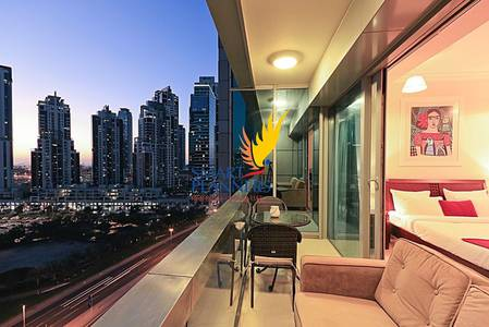 Best Layout | Fully Furnished Studio | Spectacular View