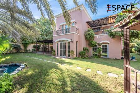 5 Bedroom Villa for Sale in Arabian Ranches, Dubai - Immaculate Family Villa | Close to Pool
