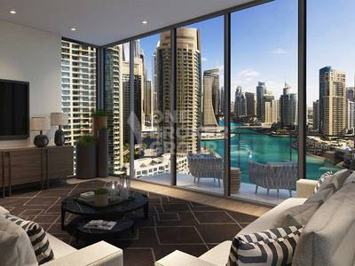New Building|2019|Full Marina View| LIV