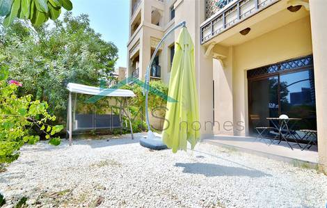 1 Bedroom Flat for Sale in Old Town, Dubai - 1 Bed | Garden Unit | Al Manzil District | Old Town