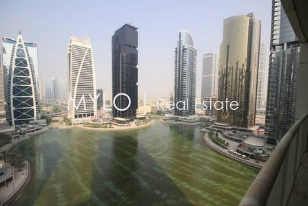 1 Bedroom Flat for Rent in Jumeirah Lake Towers (JLT), Dubai - Lake View One Bedroom Apartment for Rent
