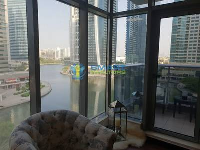 2 Bedroom Apartment for Sale in Jumeirah Lake Towers (JLT), Dubai - Immaculate Luxury | Lake  View Residence