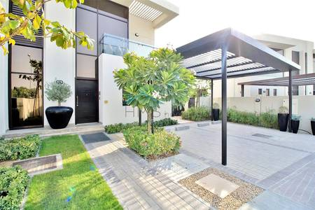 3 Bedroom Villa for Sale in DAMAC Hills (Akoya by DAMAC), Dubai - EXCLUSIVE Type TH-M End Unit AED 2M