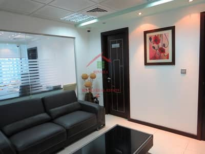 Fully Furnished Office for Rent in Jumeirah Lake Tower