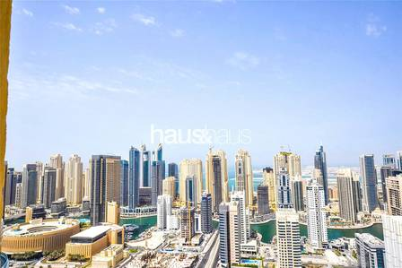 5 Bedroom Penthouse for Sale in Jumeirah Lake Towers (JLT), Dubai - Penthouse || Vacant || Luxury Upgraded |