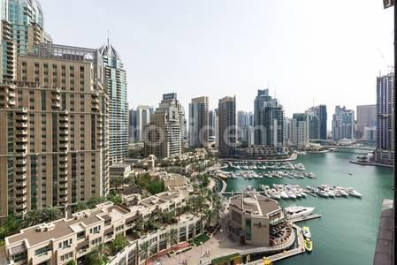 1 Bedroom Apartment for Sale in Dubai Marina, Dubai - A Bright and Spacious Unit