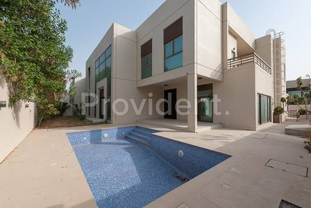 Large 5BR+M with pool